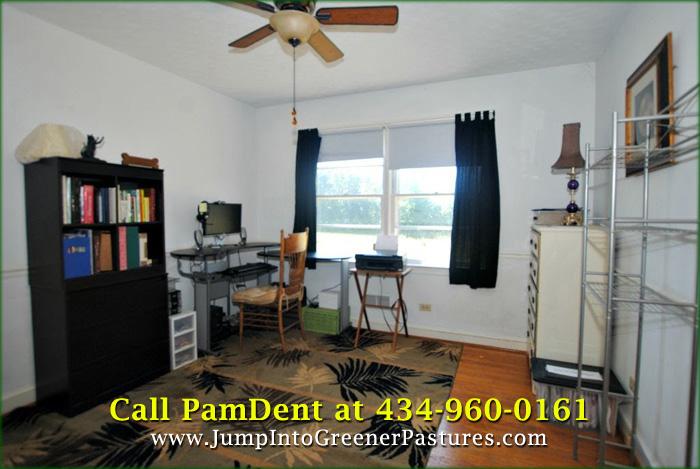 Single Storey Brick Home for Sale in Earlysville | 3762 Earlysville Rd. | Office