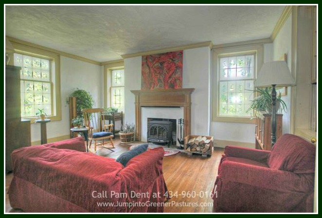 Home for Sale with an Artist Studio | 1428 Courthouse Rd