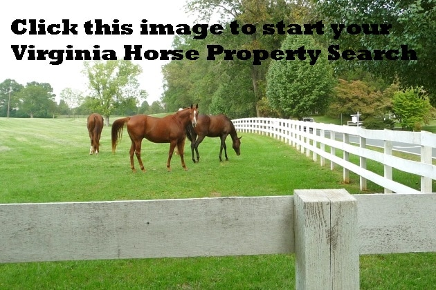 Virginia Horse Farm Search